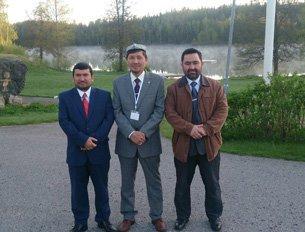 الملتقى الأول للشباب التركستانيين المقيمين فى دول إسكندنافيا