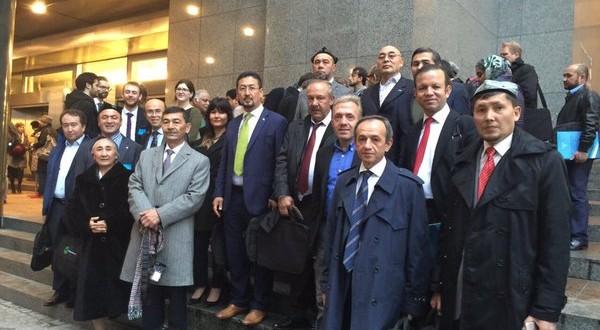 ندوة في البرلمان الأوروبي حول حرية التدين ونضال التركستانيين