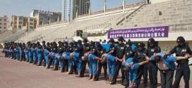 التطهير العرقي في تركستان الشرقية