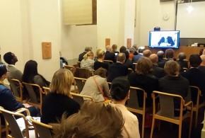 ندوة فى برلمان السويد حول تورط الاحتلال الصينية فى عمليات تجارة الأعضاء البشرية