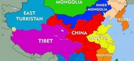 تاريخ وجغرافيا..تركستان والصين