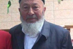 وفاة العلامة عبد الحميد داموللام في السجون الصينية