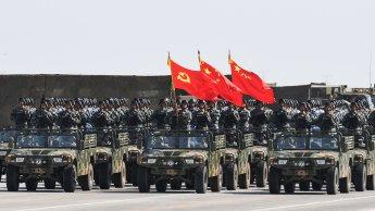 نظام الاحتلال الصينية تعلن دعمها للجيش البورمي في مواجهة أزمة الروهينغا