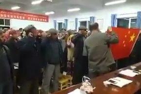 الإبادة الجماعية فى تركستان الشرقية