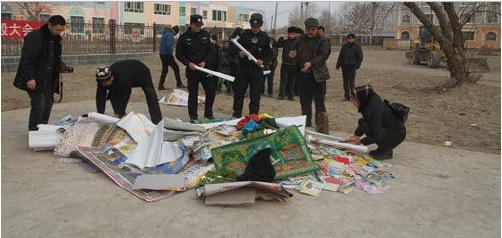 الحرب على هوية الأويغور…إلى أين ؟!