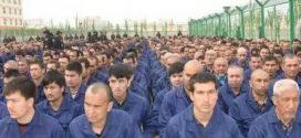 الصين تنقل المحتجزين الأويغور سرا من شينجيانغ إلى شنشي بمقاطعة قانسو