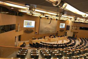 ديمقراطيو السويد تدعو وزارة الخاريجية السويدية لادانة العبادة الجماعية
