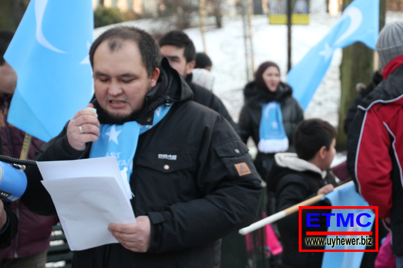 Uyghur educational association in Sweden Asked Thai Government Not to Return Suspected Uyghur Refugees to China.
