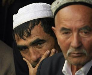 TV: Uigurerna ett känsligt ämne i Kina