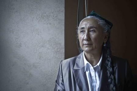 """Rebiya Kadeer, """"alla uigurers moder"""", har under de senaste åren rest världen över för att öka medvetenheten om den"""