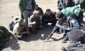 kinesiska ockupationen har skjutit ihjäl 28 personer i den oroliga Östturkestan (Xinjiang), uppger flera medier.