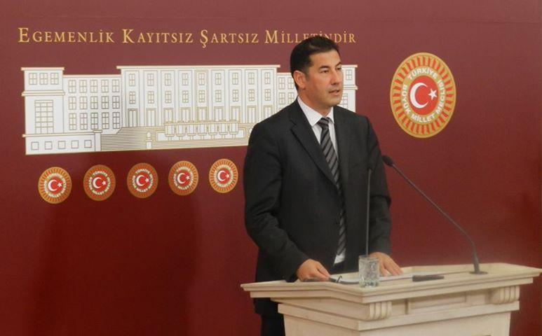 Dr. Sinan OĞAN, Doğu Türkistan'da Uygur Türklerine yapılan katliamlar konularında TBMM'de