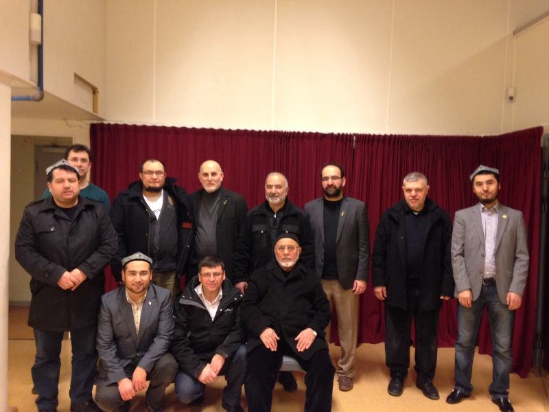 Stockholm'de Suriye'liler yararına kermes düzenlendi…
