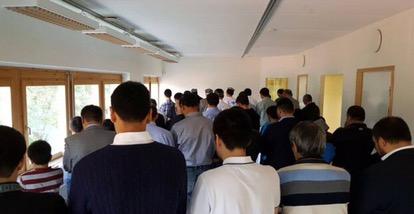Stockholm'de Uygur Türkleri Camii Açtı