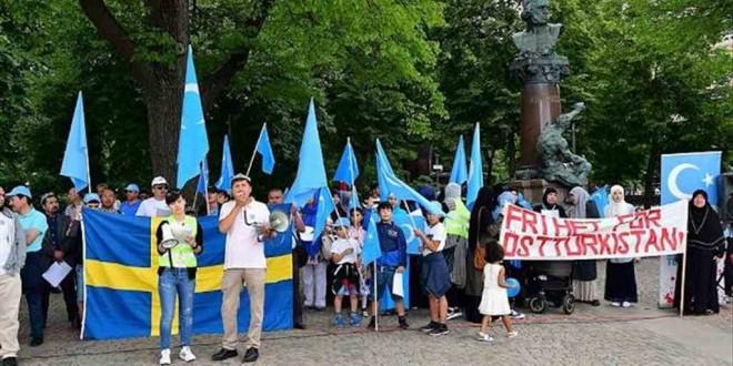 İsveç Uygurların Sınır Dışı Edilmesini Durdurdu